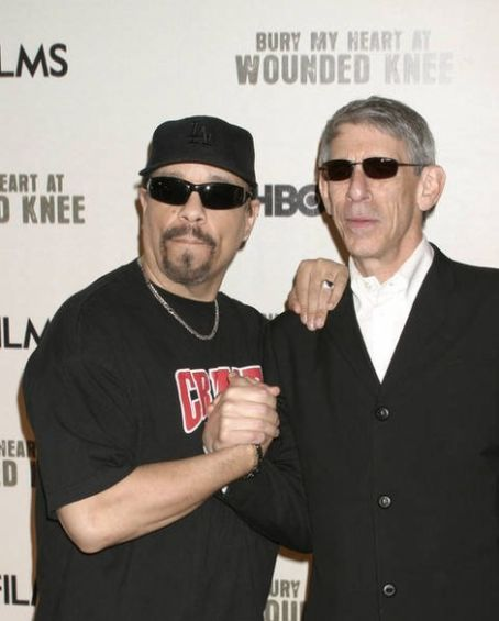 Ice-T Richard Belzer