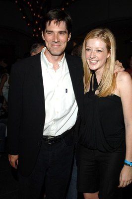 Thomas Gibson CBS 2005 TCA Party