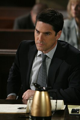 "Thomas Gibson ""Criminal Minds"" (2005)"