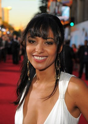 Meta Golding World Premiere of Touchstone Pictures'