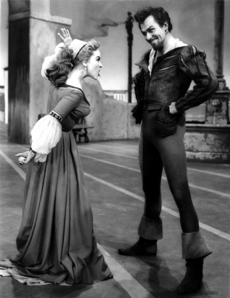 Howard Keel - Howard in Kiss Me Kate with Kathryn Grayson