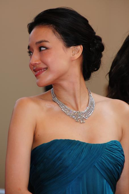 Qi Shu - Shu Qi - The 'Up' Premiere - The Palais Des Festivals During The 62 Annual Cannes Film Festival In Cannes, France 2009-05-13