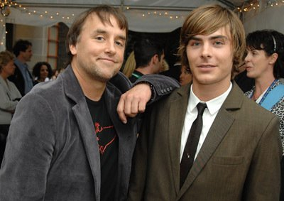 Richard Linklater 2008 Toronto International Film Festival - Me and Orson Welles Premiere