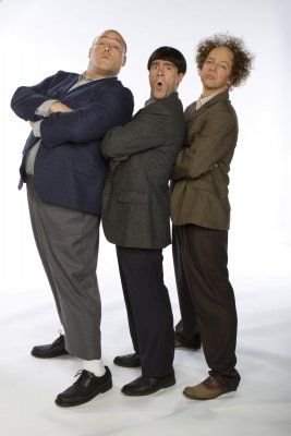 Sean Hayes The Three Stooges