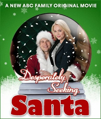 Desperately Seeking Santa (2011) Poster