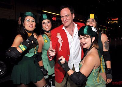 "Quentin Tarantino - ""Whip It"" - Los Angeles Premiere"
