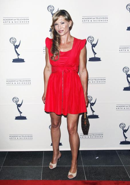Sarah Brown  - Daytime Emmy Awards Nominees Cocktail Reception At SLS Hotel At Beverly Hills On June 24, 2010 In Los Angeles, California