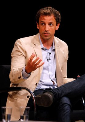 Seth Meyers The Moving Image Presents Saturday Night Live and Presidential Politics
