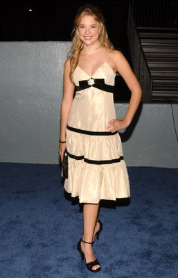 Ashley Benson NBC's Days of Our Lives - 40th Anniversary Celebration