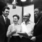Barbara Cook John Raitt, , 1962 Recording The Studio Cast Recoring Of SHOW BOAT,