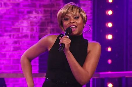 Lip Sync Battle - Taraji P. Henson