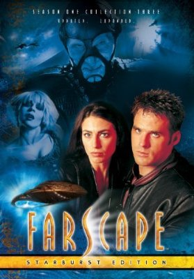 Wayne Pygram Farscape (1999)