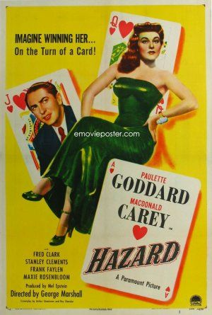 Macdonald Carey Hazard
