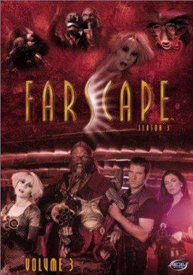Jonathan Hardy Farscape (1999)