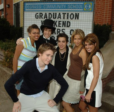 Jamie Johnston Degrassi The Next Generation Celebrates 100th Episode