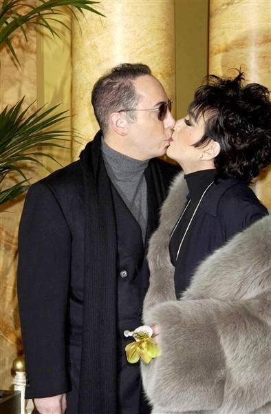 David Gest Ickiest Celeb Couples