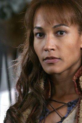 Rachel Luttrell Stargate: Atlantis (2004)