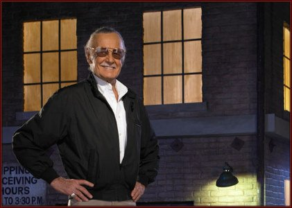 Stan Lee Who Wants to Be a Superhero? (2006)