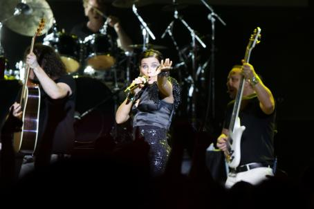 Nelly Furtado - Performing At Sao Paulo, 27 March 2010
