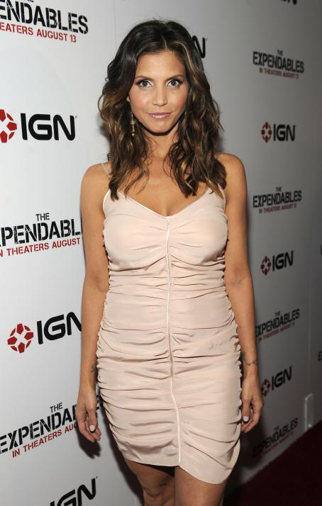 "Charisma Carpenter - ""The Expendables"" Comic-Con After Party (July 23, 2010)"