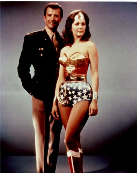 Lyle Waggoner The New Adventures of Wonder Woman