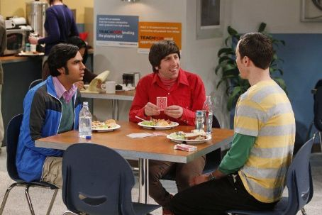 Kunal Nayyar - The Big Bang Theory (2007)