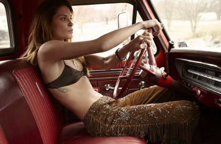 Erin Wasson Elle France June 2011