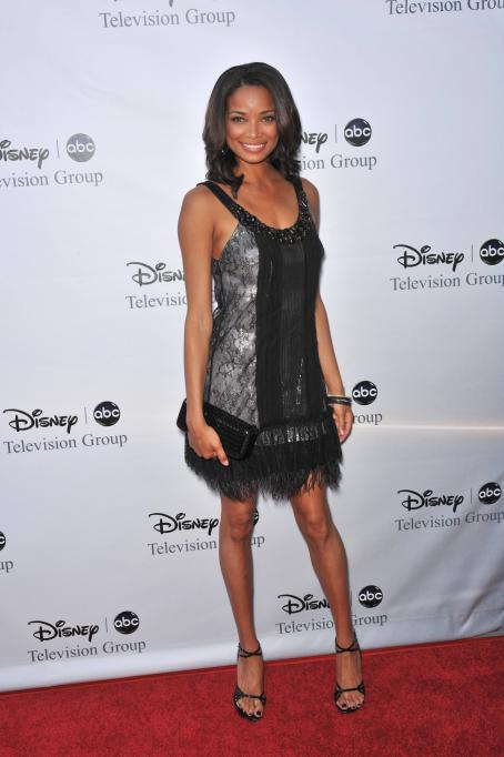 Rochelle Aytes - Disney-ABC Television Group Summer TCA Tour Held At The Langham Resort On August 8, 2009 In Pasadena, California