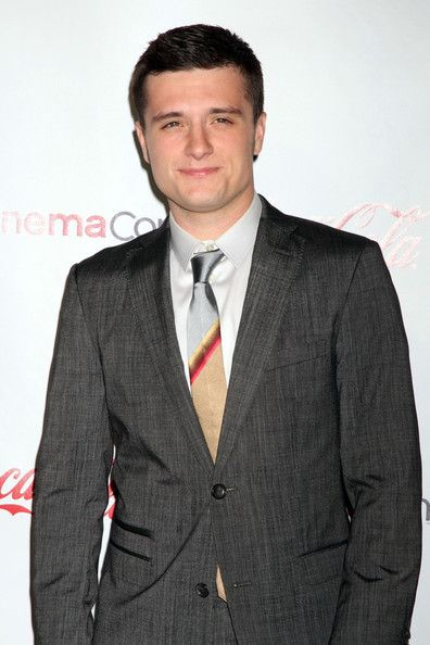 Josh Hutcherson attended CinemaCon 2012 Final Night Talent Awards last night, April 26, in Las Vegas