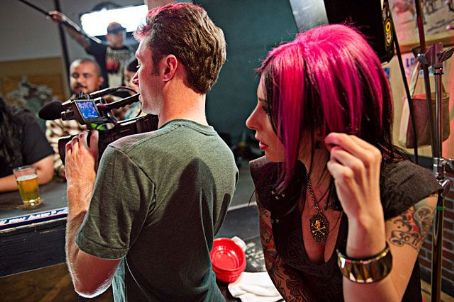 James Deen Joanna Angel and