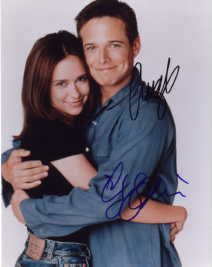 Party of Five Jennifer Hewitt and Scott Wolf