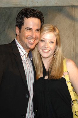 Jonathan Silverman CBS 2005 TCA Party