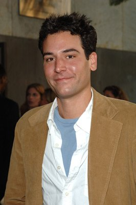 Josh Radnor CBS 2005 TCA Party