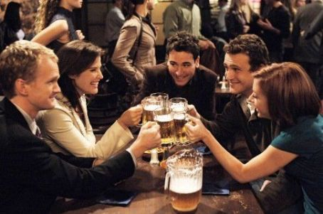 Robin Scherbatsky How I Met Your Mother (2005)