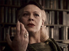 A 'Harry Potter And The Deathly Hallows' Update From Narcissa Malfoy, Helen McCrory