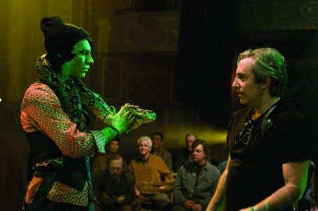 Cirque du Freak: The Vampire's Assistant Cirque du Freak (2010)