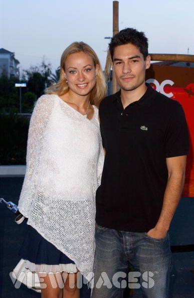 D.J. Cotrona  and Adrianne Palicki