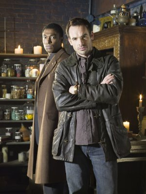 Paul Blackthorne The Dresden Files (2007)