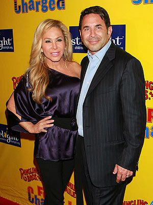 Adrienne Maloof's Husband Paul Nassif Files for Legal Separation
