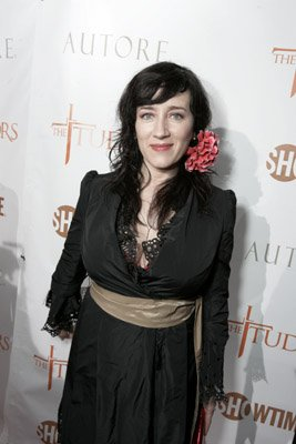Maria Doyle Kennedy Showtime's Premiere of the new dramatic series 'The Tudors'