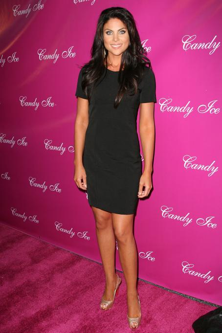 Nadia Bjorlin - 'Candy Ice' Jewelry Launch Event Held At MyStudio Nightclub On August 13, 2010 In Los Angeles, California