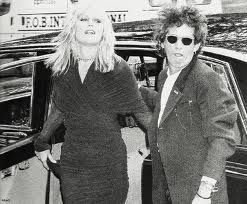 Patti Hansen - Keith and Patti Richards