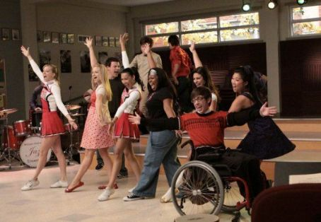 Heather Morris Glee (2009)