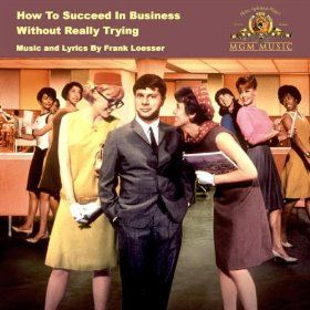 Frank Loesser - How To Succeed In Business Without Really Trying 1966 Robert Morse
