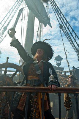 Geoffrey Rush - Pirates of the Caribbean: On Stranger Tides