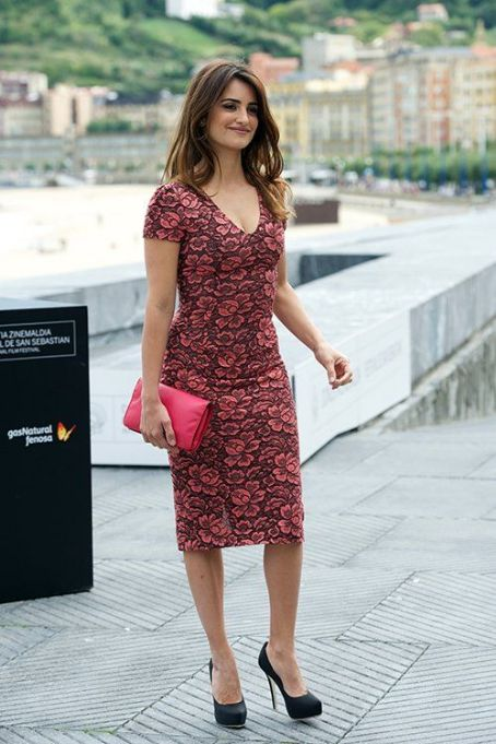 "Penelope Cruz: attended a photocall for her new flick ""Venuto al Mondo"""