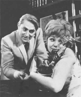 John Cullum , Barbara Harris In the 1965 Broadway Musical