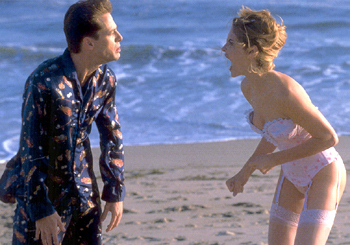 Love Stinks French Stewart and Bridgette Wilson in