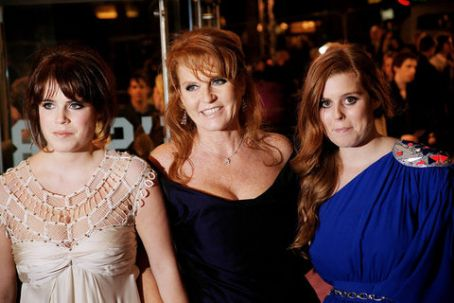 Princess Eugenie red carpet events