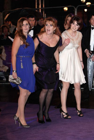 Princess Eugenie red carpet event photos